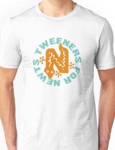 Tweeners for Newts Unisex T-Shirt
