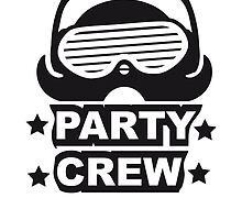 Party Team Crew Member Penguin by Style-O-Mat