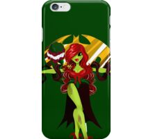 poison touch iPhone Case/Skin