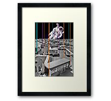 Amrican Dream Framed Print