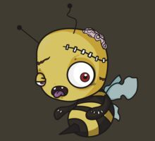Bee zombie by ConceptStore