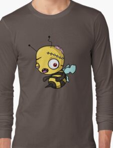Bee zombie Long Sleeve T-Shirt