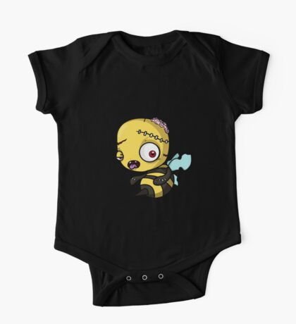 Bee zombie One Piece - Short Sleeve