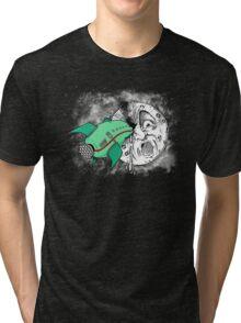Voyage dans la lune Tri-blend T-Shirt