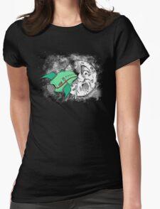 Voyage dans la lune Womens Fitted T-Shirt