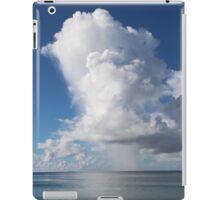 Indian Ocean Cloudy Sky iPad Case/Skin