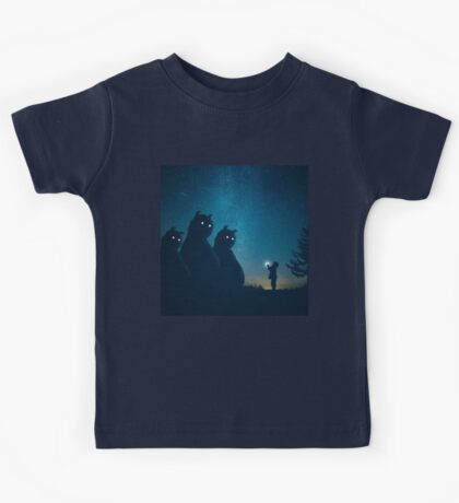 The Gift (blue) Kids Clothes