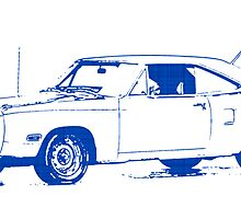 Plymouth Dodge Superbird Road Runner by surgedesigns