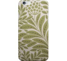 Classic Edwardian Print iPhone Case/Skin
