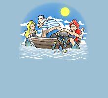 Lifeguards mermaids Unisex T-Shirt