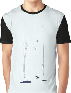 Drops of Music Graphic T-Shirt