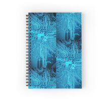 Motherboard Spiral Notebook