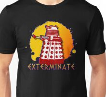 Doctor Who: Exterminate Dalek Art Unisex T-Shirt