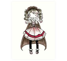 Emma Dollie Art Print