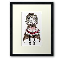 Emma Dollie Framed Print
