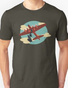 Knockout Dropper Unisex T-Shirt