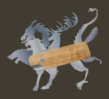 Swiss Army Knife Game Of Thrones by Beinn Coston