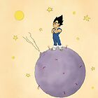 The Little Prince Of Saiyans by Aguvagu