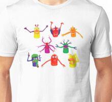 Finger Monsters Unisex T-Shirt