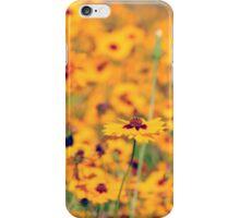 yellow cutie iPhone Case/Skin
