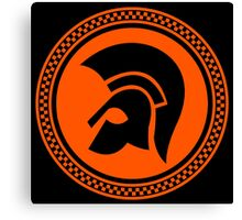 TROJAN RECORDS 11 Canvas Print