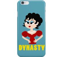 Bad Girls - Alexis Carrington iPhone Case/Skin