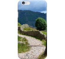 A Walk in Langdale iPhone Case/Skin