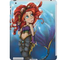 Steampunk Little Mermaid iPad Case/Skin