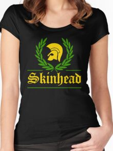 SKINHEAD Women's Fitted Scoop T-Shirt