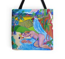 Paradise Queensland Style  Tote Bag