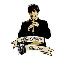 My first Doctor (Who) Second 2nd Patrick Troughton Photographic Print