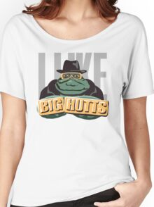 I like bit Hutts Women's Relaxed Fit T-Shirt