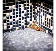 { Corners: where the walls meet #07 } Photographic Print