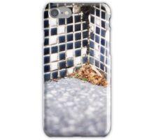 { Corners: where the walls meet #07 } iPhone Case/Skin