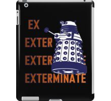 Doctor Who: Ex Exterminate Dalek iPad Case/Skin