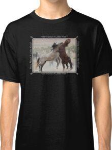 Back Off T-Shirt Classic T-Shirt
