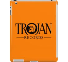 TROJAN RECORDS 12 iPad Case/Skin