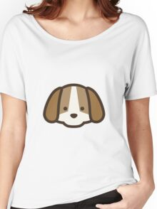 Dog design Women's Relaxed Fit T-Shirt