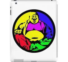 Rainbow Buddha iPad Case/Skin
