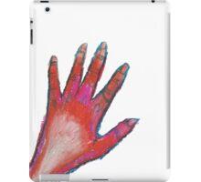 Zombie Hand (Red) iPad Case/Skin