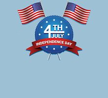 Happy Independence Day of America Unisex T-Shirt