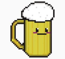 8-BIT BEER by theketsup
