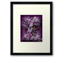 Fading Remembrance Framed Print