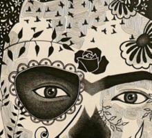 Day of the Dead Frida Sticker