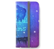 Beautiful Dreams Tree iPhone Wallet/Case/Skin