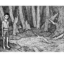 Tieran's Tale Photographic Print