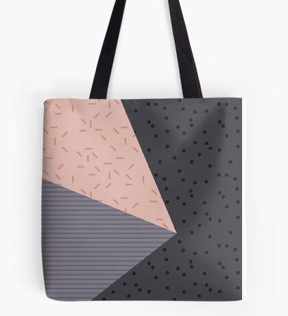 Geometry Blocks 8 Tote Bag
