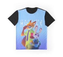 it's called a hustle, sweetheart Graphic T-Shirt