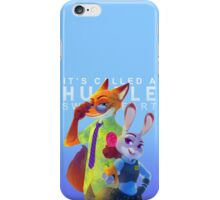 it's called a hustle, sweetheart iPhone Case/Skin