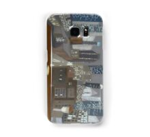 City Skyline at Night Samsung Galaxy Case/Skin